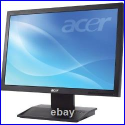 19 INCH WIDESCREEN LCD MONITOR SCREEN Various Brands DELL HP SAMSUNG NEC LG