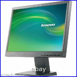 19 inch Widescreen Flat LCD HD Cheap Lenovo Samsung LG ACER HP PC Monitor 1610