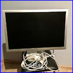 20 Apple A1081 169 Cinema HD Display Widescreen LCD Monitor USB mit Netzteil