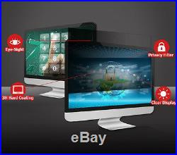 20 inch WIDE (434x271.5mm) NANOBLIND Privacy Screen Filter Film for LCD Monitor