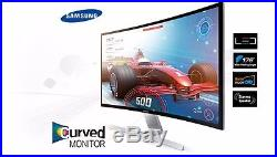 27 Samsung Curved Widescreen LED LCD Monitor BRAND NEW Model No. S27E510C