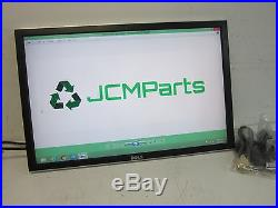 30 Dell UltraSharp 3007WFPT Widescreen LCD Monitor with NEW Cables No Stand
