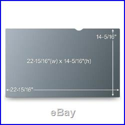 3m 27 wide Privacy Screen filter for LCD Monitor 169 PF27.0W 1610 ps27