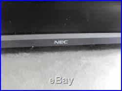 46 Nec Large Screen It Display Monitor Lcd4620-2-it Multisync Widescreen LCD