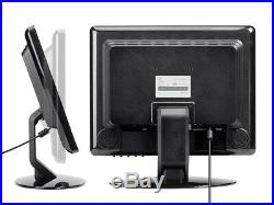 5-Wire Resistive LCD Touch Screen Monitor (43) 15 Inch Wide Viewing Angle