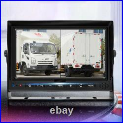 7 Rearview Car LCD Monitor Parking Assistant Wide Screen Display Screen Monitor