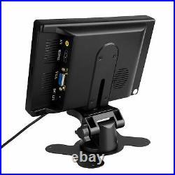 7 inch IPS LCD Wide Screen Display 1024x600 Built-in Audio Speaker + HDMI Cable