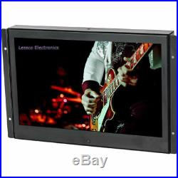 ACCELE LCDM102WVGA 10.2 inch Wide screen LCD monitor Metal Housed