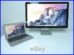 APPLE A1407 Thunderbolt Display 27 A1407 Widescreen LCD Monitor