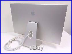 APPLE CINEMA HD DISPLAY 30 WIDESCREEN LCD MONITOR A1083 With POWER ADAPTER