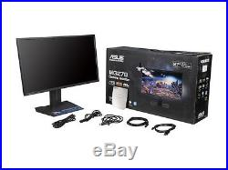 ASUS MG279Q Black 27 4ms HDMI Widescreen LED Backlight LCD Monitor IPS