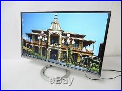 ASUS MX279H Designo 27 Full HD Frameless Wide-screen LCD Monitor GREAT UNIT