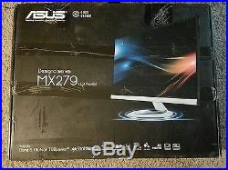 ASUS MX279H Silver/Black 27 5ms (GTG) HDMI Widescreen LED Backlight LCD Monitor