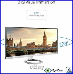 ASUS MX299Q 29 5ms AH-IPS Widescreen LCD LED Monitor Brand NEW Sealed