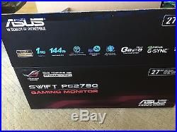 ASUS PG278Q 27 Widescreen LED LCD Monitor