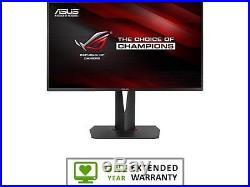 ASUS ROG Swift PG278Q Black 27 1ms Widescreen LED Backlight LCD 3D Monitor With
