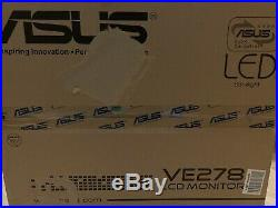 ASUS VE278Q 27 inch Widescreen LED LCD Monitor with Built-in Speakers