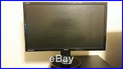 ASUS VG VG248QE 24 Widescreen LED LCD Monitor 1920x1080 144hz TN Panel Gaming