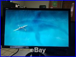 ASUS VG248QE 24 Widescreen LED LCD Gaming Monitor 75HZ 1Ms