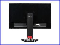 ASUS VG248QE Black 24 1ms (GTG) HDMI Widescreen LED Backlight LCD Monitor