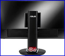 ASUS VG248QE Black 24 1ms GTG HDMI Widescreen LED Backlight LCD Monitor (US)