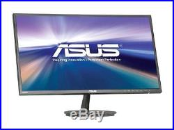 ASUS VN247H-P Black 23.6 1ms (GTG) HDMI Widescreen LED Backlight LCD Monitor 25