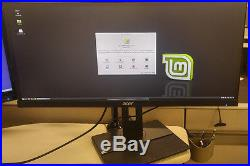 Acer 29 Ultra Widescreen LCD Monitor Full HD 2560 X 1080 8ms B296CL