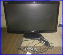 Acer 3D HN274H 27 Widescreen LED LCD Monitor, built-in Speakers