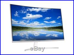 Acer ED Series ED322Q Silver 31.5 VA 4ms (GTG) Curved Widescreen LED/LCD Monito