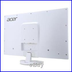 Acer ER320HQ 32 FULL HD 1920 x 1080 4ms 60Hz Widescreen HDMI IPS LCD Monitor