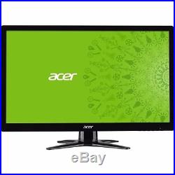 Acer G236HLBbd 23 inch LED DVI VGA 1920 x 1080 HD 5ms Widescreen LCD Monitor