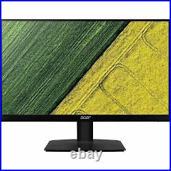 Acer HA270 1080p FHD 27 169 Widescreen LCD Monitor FreeSync IPS Monitor New