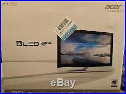 Acer T T232HL bmidz 23 Widescreen LED LCD Monitor, built-in Speakers