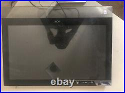 Acer T232HL LCD Monitor 23 inch touchscreen widescreen 1920 x 1080 resolution