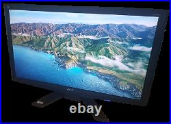 Acer X233H b Monitor Wide Screen 23inch LCD computer Display