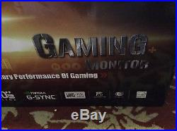Acer XB280HK 28 Widescreen LED LCD Monitor