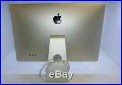 Apple 24 Cinema Widescreen LCD Monitor Great condition A1267