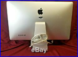 Apple 27 A1407 Widescreen Thunderbolt Display 2560x1440 LCD Monitor