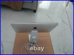 Apple 27 Thunderbolt Monitor A1407 LCD Widescreen 2560 X 1440 Display Clean
