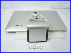 Apple 27 Thunderbolt Monitor A1407 LCD Widescreen 2560 X 1440 Display READ