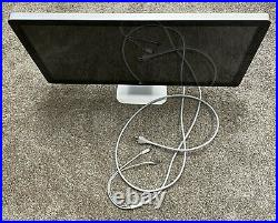 Apple 27 Thunderbolt Monitor A1407 LCD Widescreen 2560 x 1440 Display AS-IS