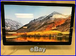 Apple 27 Thunderbolt Monitor A1407 LCD Widescreen 2560x1440 (Cracked/Worn)
