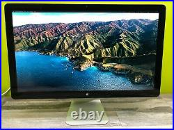 Apple 27 Thunderbolt Monitor A1407 LCD Widescreen 2560x1440 IPS Display Screen
