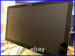 Apple 27 Thunderbolt Monitor A1407 LCD Widescreen Display Works Good