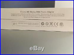 Apple 30 Cinema HD Display A1083 Widescreen LCD Monitor w power supply A1098