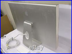 Apple 30 Cinema HD Display Widescreen LCD Monitor A1083 withPower Supply (A1098)