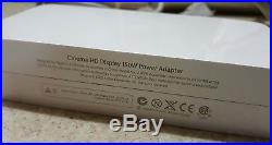 Apple 30 Cinema HD Display Widescreen LCD Monitor A1083 withPower Supply A1098 Ex