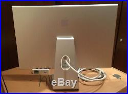 Apple A1082 Cinema Hd Display 23 LCD Widescreen Monitor + 90w Power Adapter