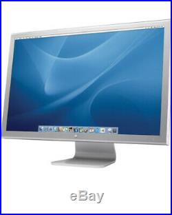 Apple A1083 Cinema HD Display 30 in Widescreen DVI LCD Monitor Good Condition
