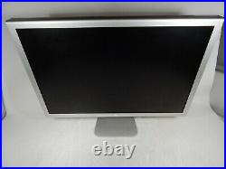 Apple A1083 Cinema HD Display 30in Widescreen DVI LCD Screen Discoloration AS-IS